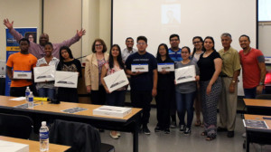 AVF Music and Video Arts Program Students